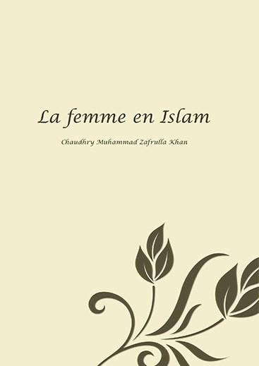 la famme en Islam